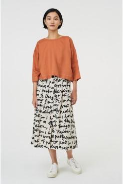 Lost In Translation Skirt