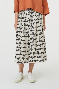 Lost In Translation Skirt