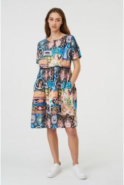 Marrakesh Smock Dress