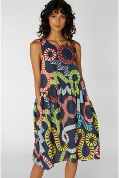 Aquarius Tulip Dress