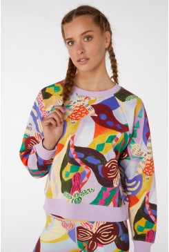 Wild Orchid Sweatshirt