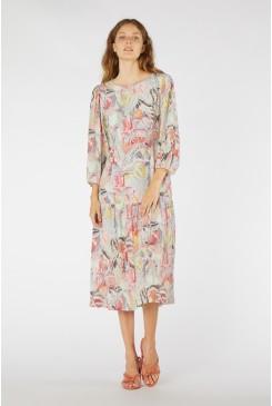 Banksia Long Dress