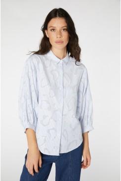 Daphne Jacquard Shirt