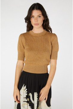 Radiant Knit Top