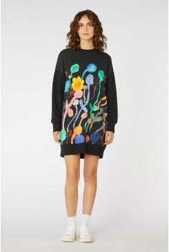 Georgias Garden Sweater Dress