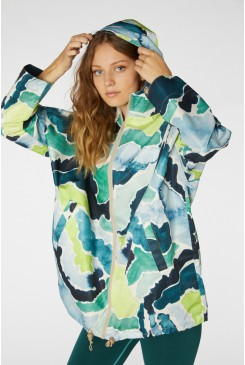 Cloud Forest Raincoat