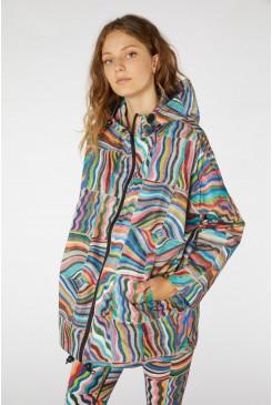 Tidal Love Raincoat