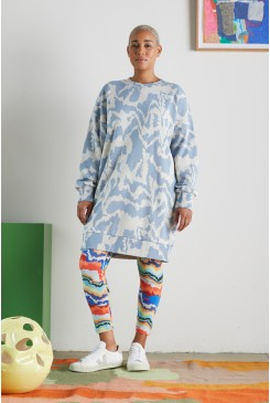 Texta Mountain Sweater Dress