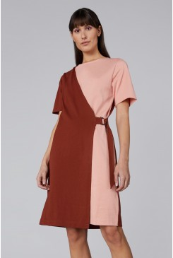 Genie Wrap Dress