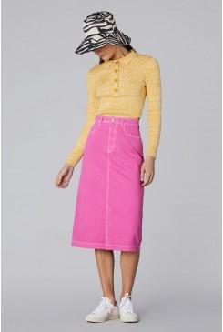 Georgia Denim Skirt