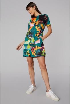 2Can Jersey Dress