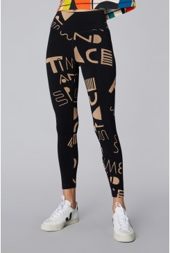 Time And Space Sports Legging