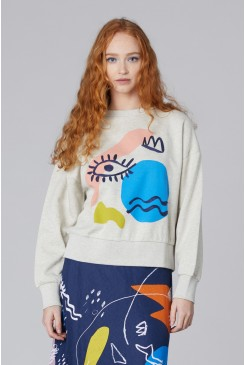 Incomplete Thought Sweater