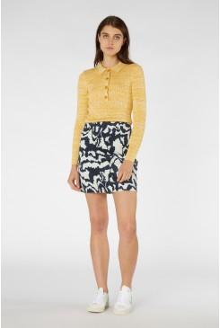 Sunflower Knit Top