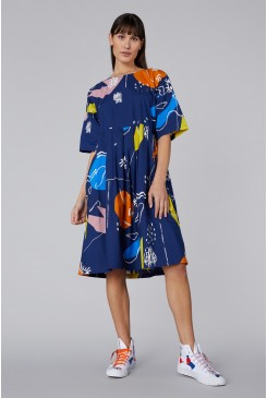 Incomplete Thought Sadie Dress