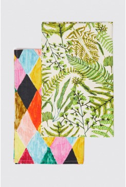 Greenhouse Teatowel Set