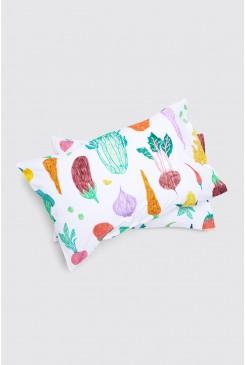 Winter Harvest Pillow Case Pair