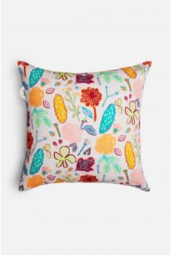 Pitched Petals Cushion