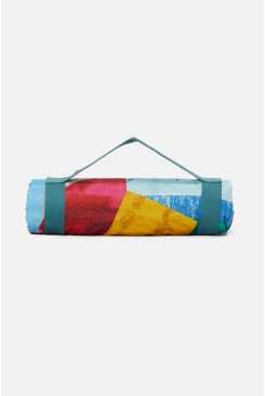 Colour Drop Picnic Rug