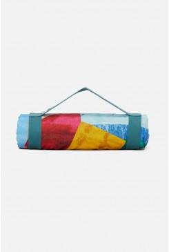 Colour Drop Picnic Rug