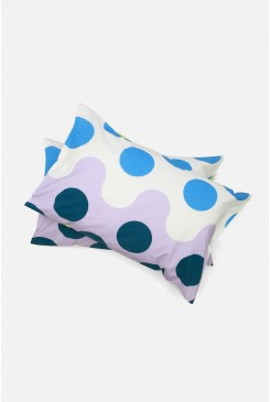 Roundabout Pillow Case Set