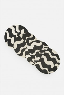 Wiggly Placemat Set