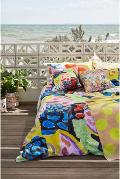 Moon River Bedding Set Queen