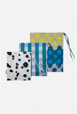 Roundabout Reusable Bag Set