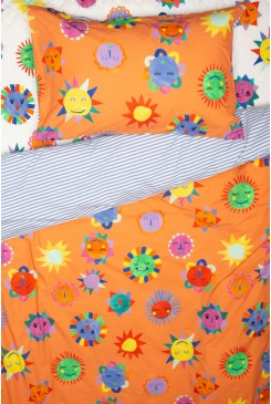 Happy Sun Kids Bedding Set