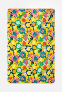 Flower Power Kids Quilt