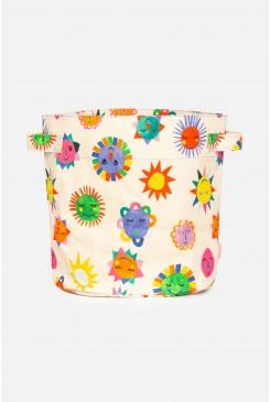 Happy Sun Kids Toy Basket