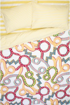 Aquarius Bedding Set Double