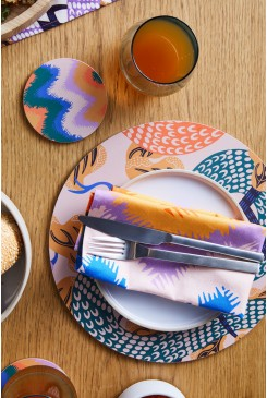 Slinky Placemat Set