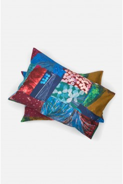 Painted Song Pillowcase Set