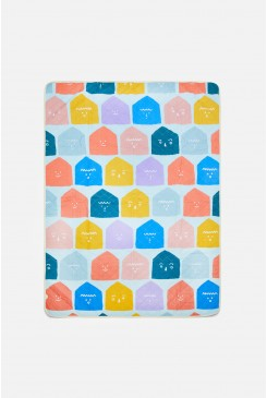Tiny Houses Kids Quilt