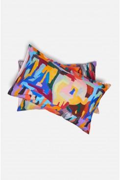 Anthonys Palette Pillow Case Set