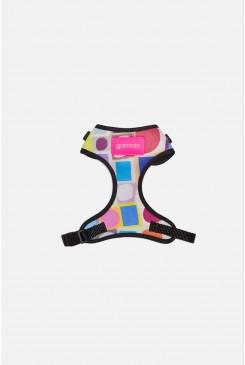 Circle Square Small Dog Harness