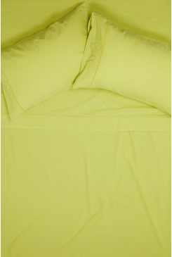 Colour Study Fitted Sheet Double