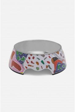 Moon River Large Pet Bowl
