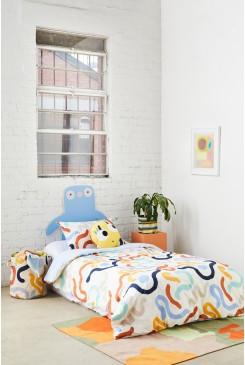 Squiggle Kids Bedding Set