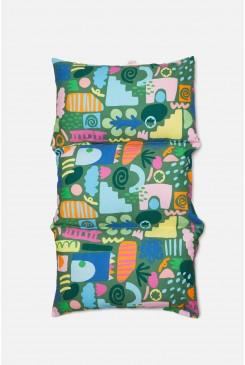 Landscape Kids Floor Cushion