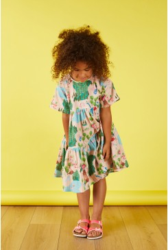Playground Tiered Dress