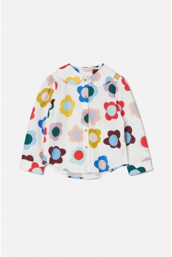 Happy Flowers Blouse