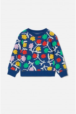 New Blooms Sweater