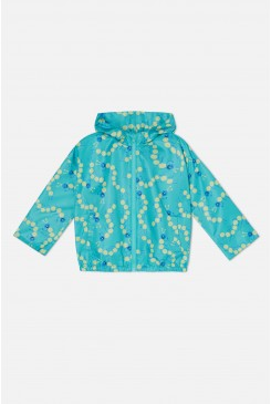 Caterpillar Family Raincoat