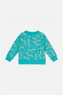 Caterpillar Family Sweater