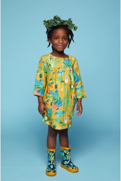 Veggie Pals Smock Dress