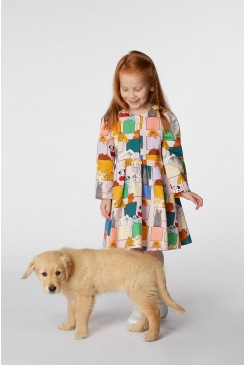 Pup Pocket Dress