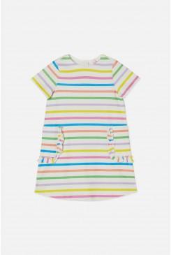 Oui Non Frilly Pocket Dress
