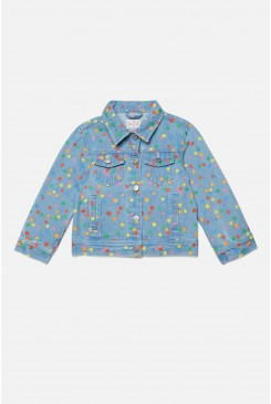 Confetti Denim Jacket